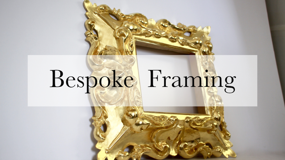 Custom Frames - Rich and Davis Artisan Frame Makers