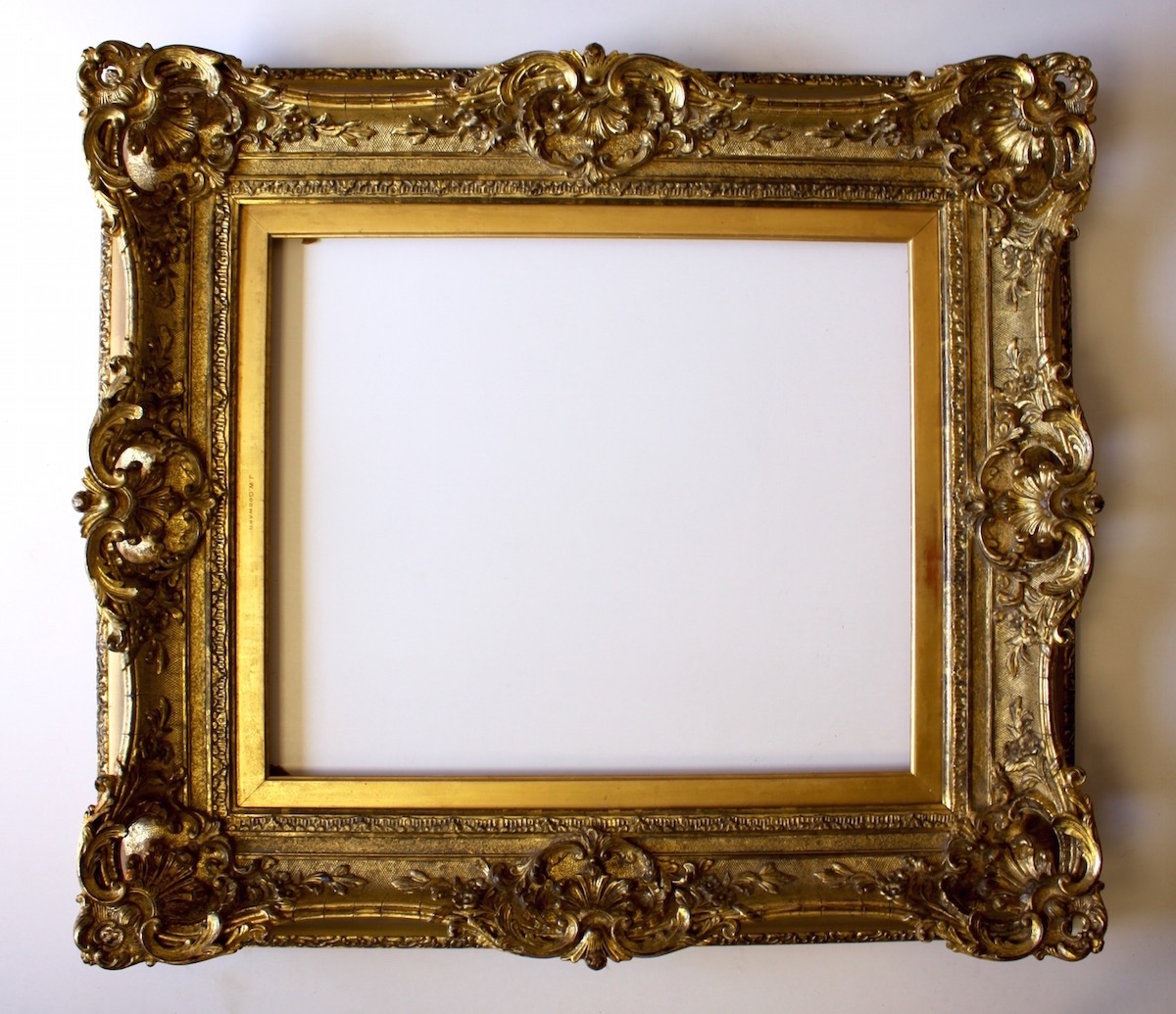 Restoration - Rich and Davis Artisan Frame Makers