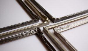 Rich and Davis Artisan Frame Makers Melbourne Small Gilded Ornamental Frames