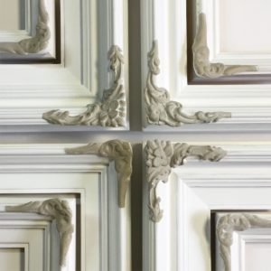 Rich and Davis ornamental custom frames compo and gesso raw melbournes best picture framer