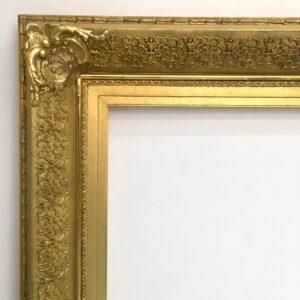 ORRD2000 'Haywood' in 23K gold Gallery Frame